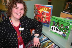 Supporting Developing Readers at the Library: Reader's Advisory for K-3rd Graders