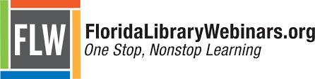 Florida Library Webinars Logo