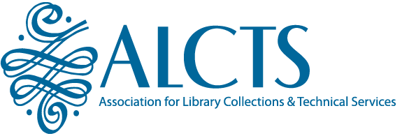 Association of Library Collections and Technical Services Logo